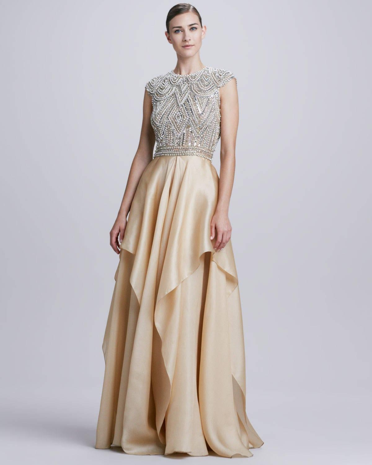 Naeem khan evening gown Replica designer clothes uk