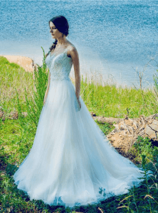 Style #501501441 - organza bridal gowns