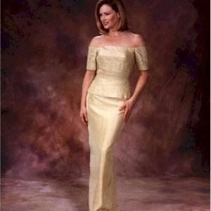 short sleeve mother of the bride formal dresses