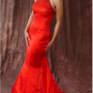 Red formal Dresses