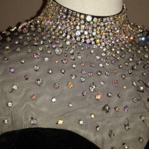 Rhinestone Evening Dresses