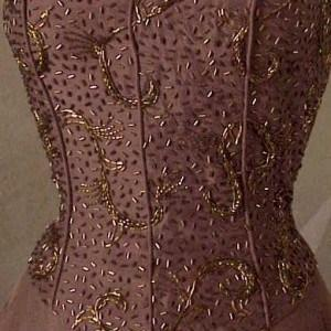 Corset Ball Gown Bodice