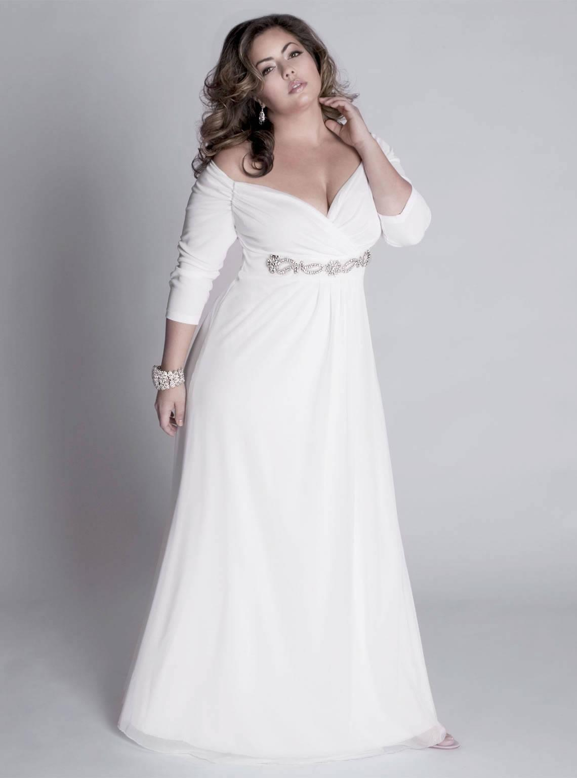 34 Sleeve Plus Size Evening Gowns From Darius Custom Dresses