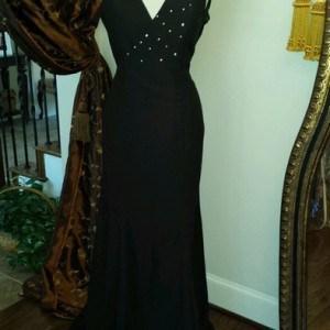 Black Formal Wear Dresses