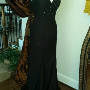 Black Special Occasion Formal Wear