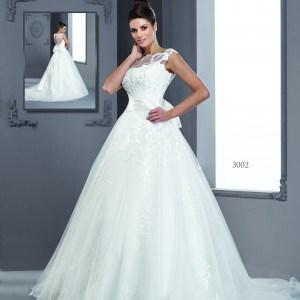 Wedding Dresses with a Bow