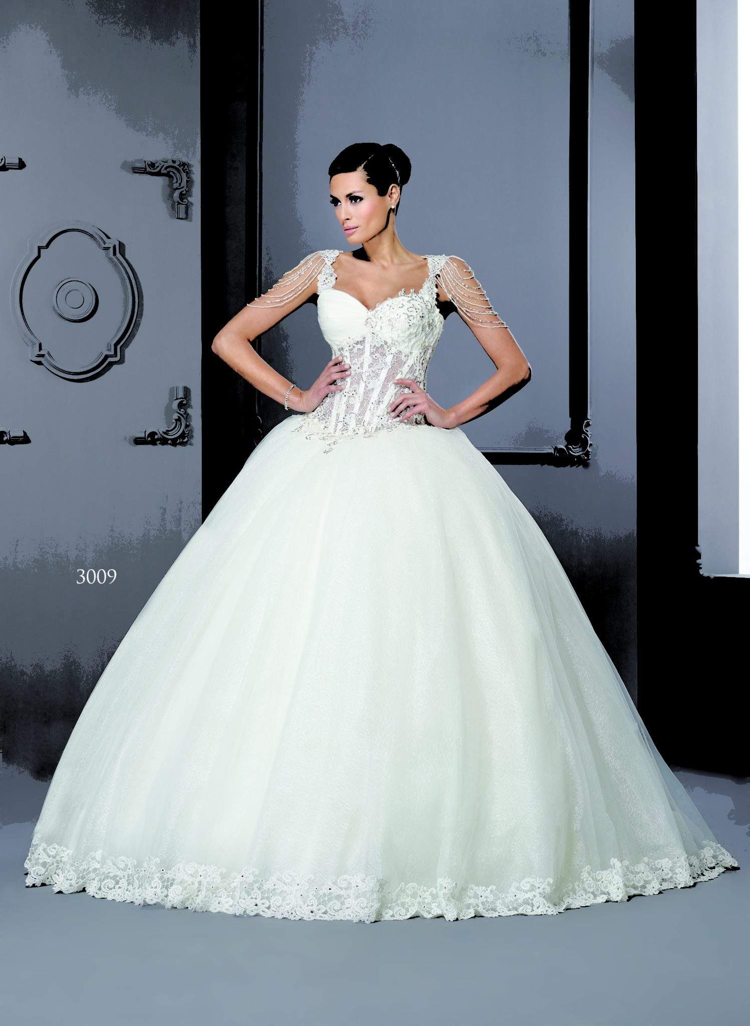 Corset Wedding Dresses from Darius Bridal collection