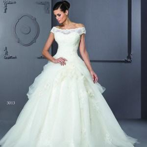Off The Shoulder Designer Bridal Dresses