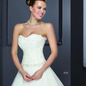 Style #T3028 - Alencon Lace Bridal Gowns