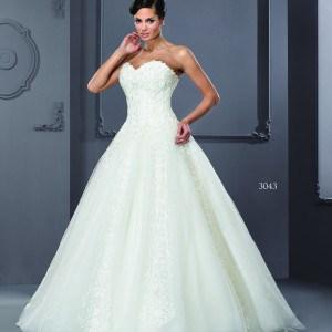 Style T3043 - Designer A-Line Bridal Gowns