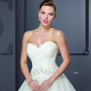 Style #T3053 - Custom Designer Bridal Dresses