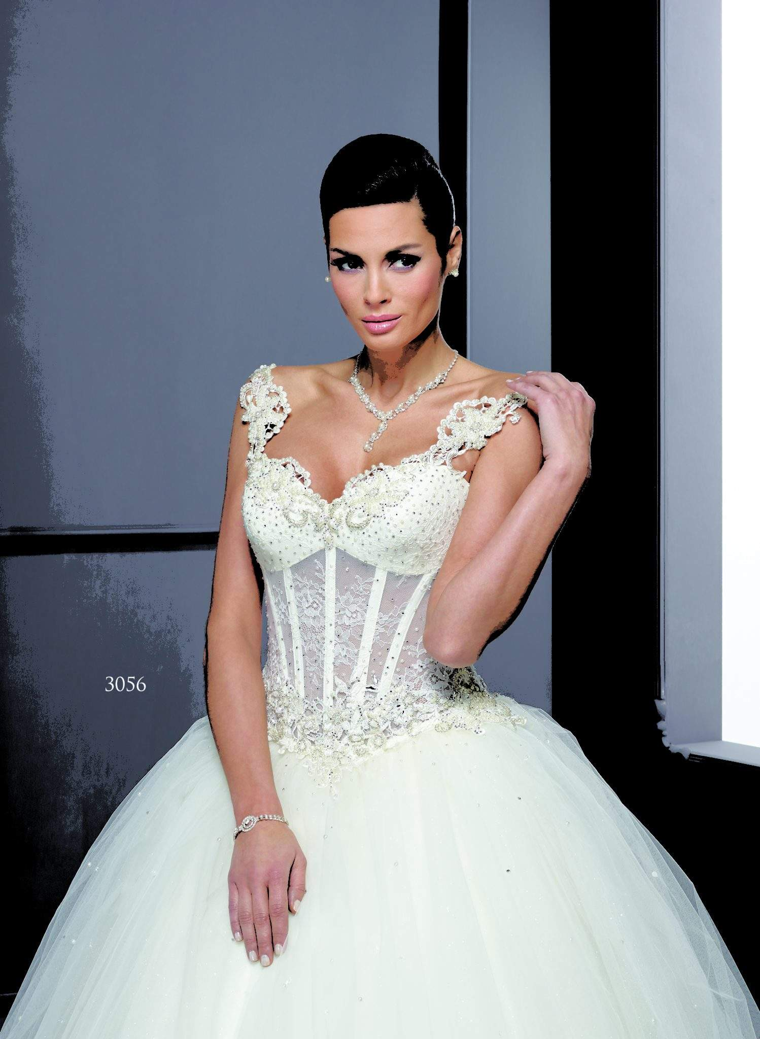 Custom Wedding Dresses from USA Dress Designer