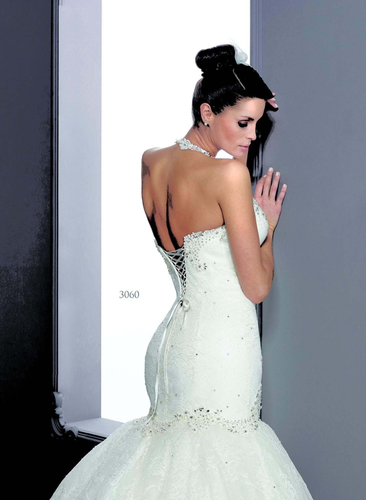 Halter Wedding Dresses - Darius Cordell Fashion Ltd