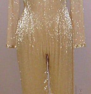 Long Sleeve Pageant Wear