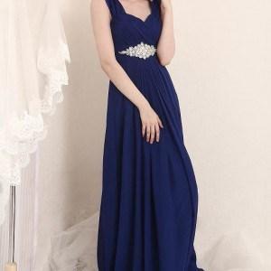 Royal Blue Evening Dresses
