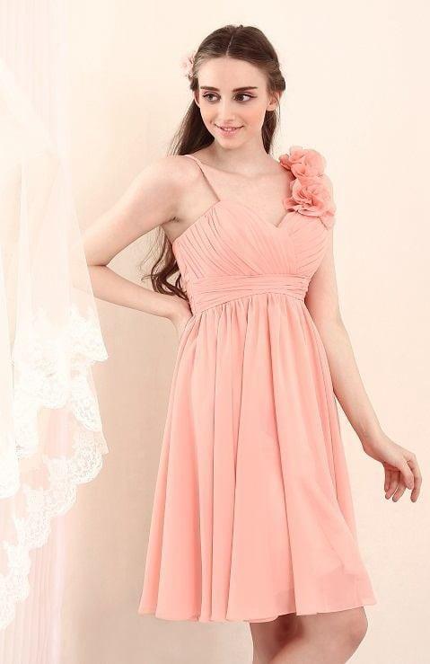 Kurze Brautjungfern Cocktailkleider - Darius Cordell Fashion Ltd