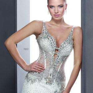 Style T7002 - Beaded Wedding Gowns