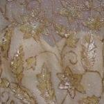 light colour beading pageant gowns