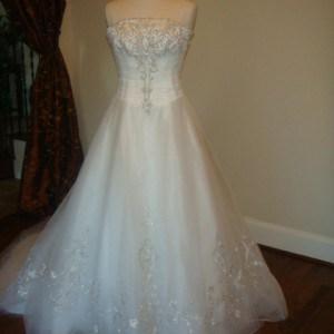 Plus Size Petite Wedding Dresses