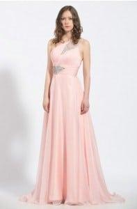 Sleeveless Pink Evening Dresses From The Darius USA Collection