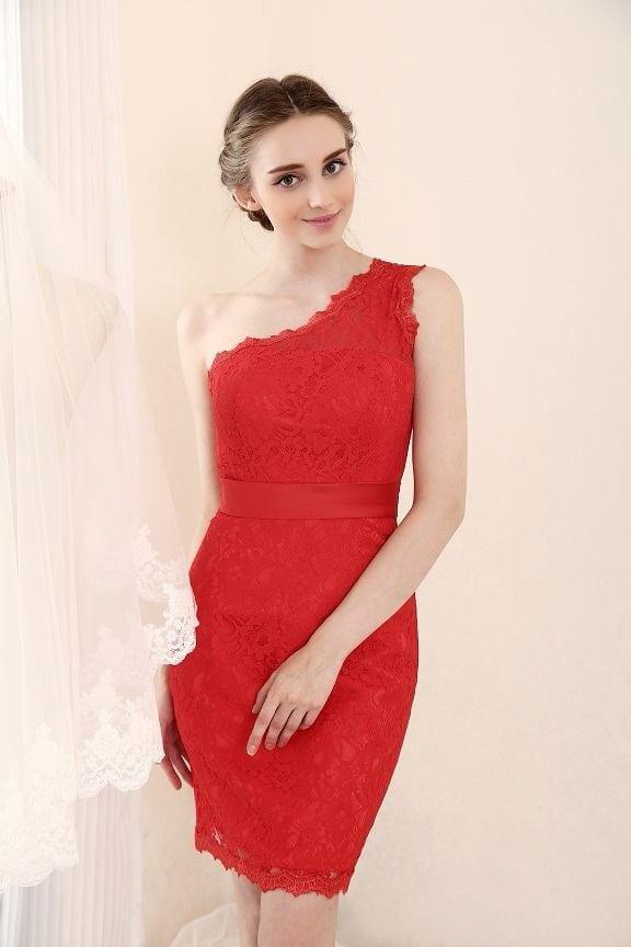 Rote Abendmode - Darius Cordell Fashion Ltd