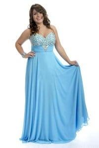 custom plus size pageant evening dresses