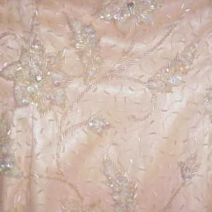 light colour pipe work pageant gowns