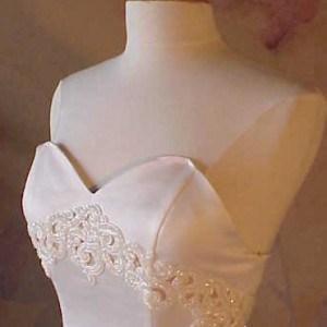 designer mermaid wedding dresses