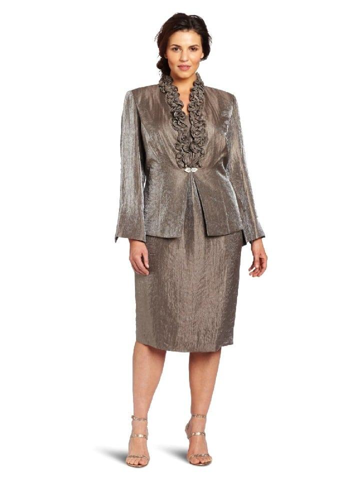 Plus Size Mother Of Bride Evening Suits Darius Cordell Fashion Ltd