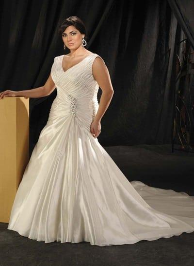 Ruched Plus Size Wedding Dresses Darius Cordell Fashion Ltd