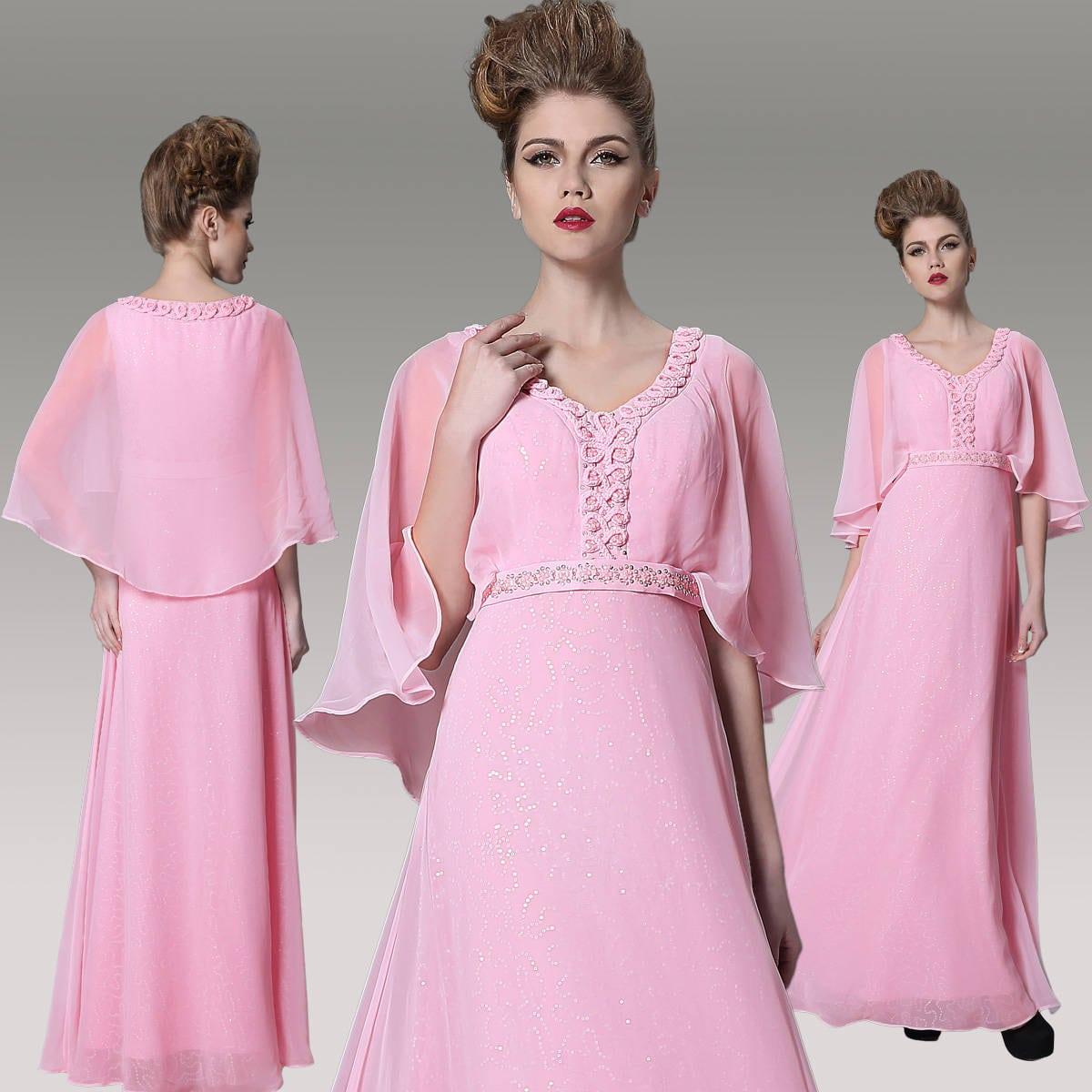 Vestidos de madre rosa de la novia - Darius Cordell Fashion Ltd