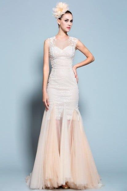 Blush colored wedding dresses darius cordell fashion ltd blush vestidos de noiva coloridos junglespirit Image collections