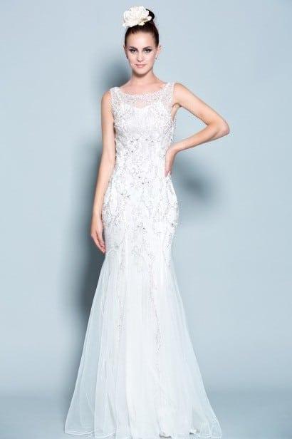 Swarovski Crystal Wedding Gowns - Darius Cordell Fashion Ltd