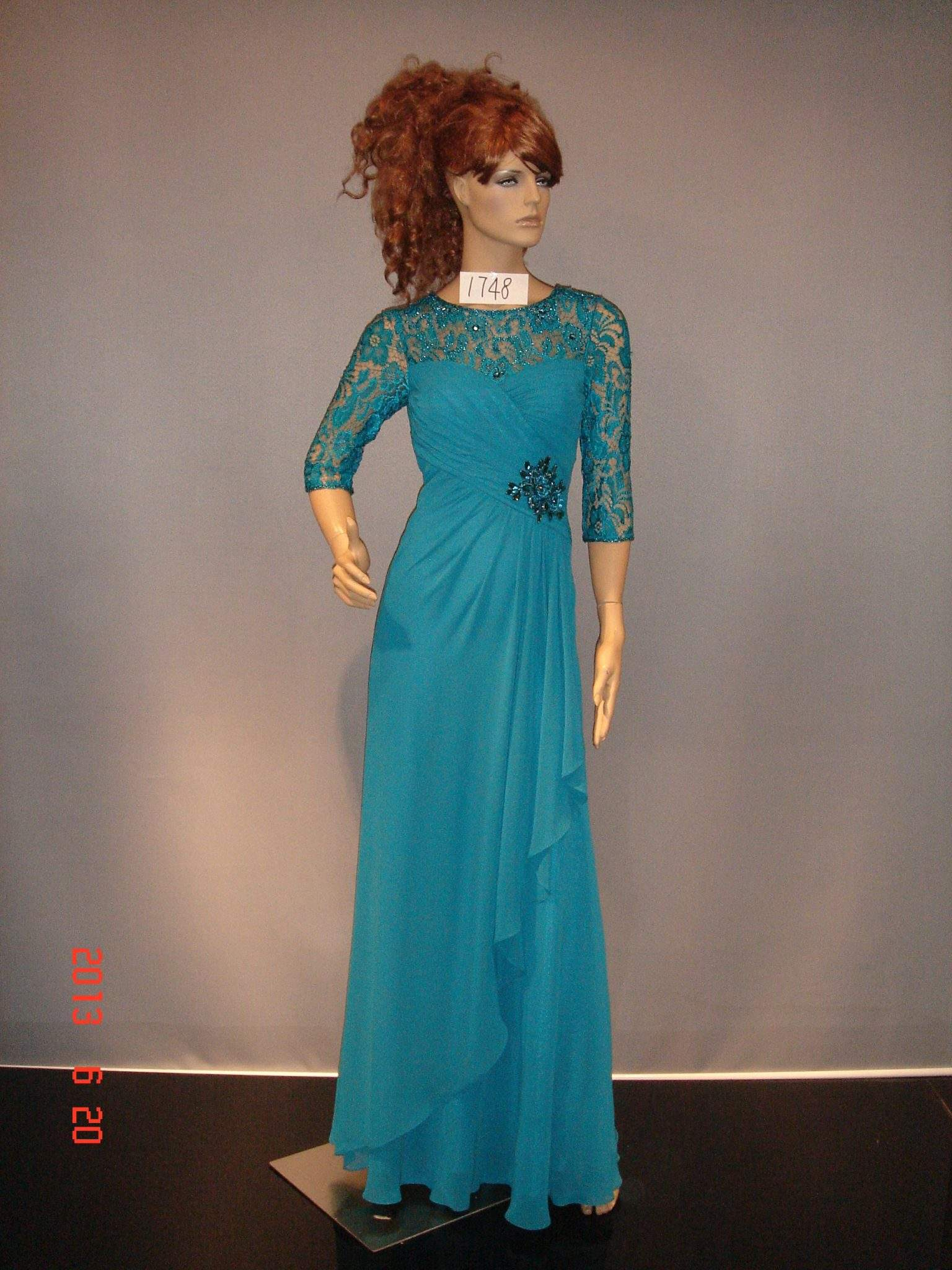 3/4 Sleeve Mother of Bride Dresses from Darius Couture