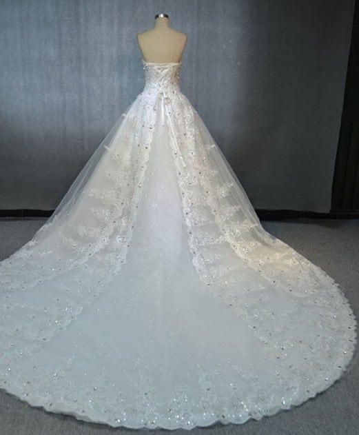 Swarovski Crystal Wedding Dresses by Darius Bridal