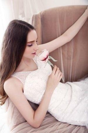 beaded bridal dresses from Darius Cordell