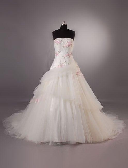 Zwei getönte Brautkleider - Darius Cordell Fashion Ltd