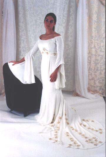 Custom Long Sleeve Wedding Dresses By Darius Bridal