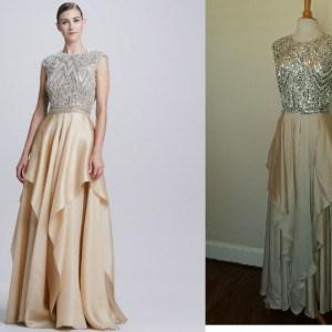 Replicas of Designer Evening Dresses and Mother of the bride by Darius