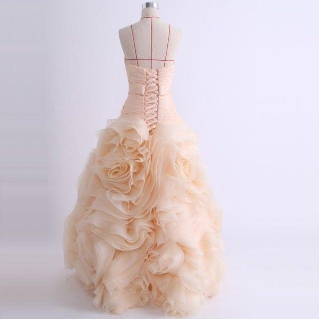 Pastel Colored Wedding Dresses - Darius Cordell Fashion Ltd