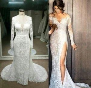 USA Replica Wedding Dresses - Inspired Designer Evening Gowns