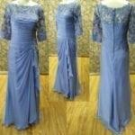 lace mother of the bride evening wear