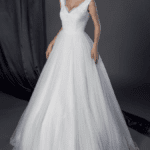 inexpensive ball gown wedding dress