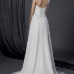 crossbackneckdesignweddingdress dariuscordell