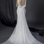 Style #50150060 back of beach wedding dress