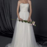 inexpensive empire waist bridal dresses