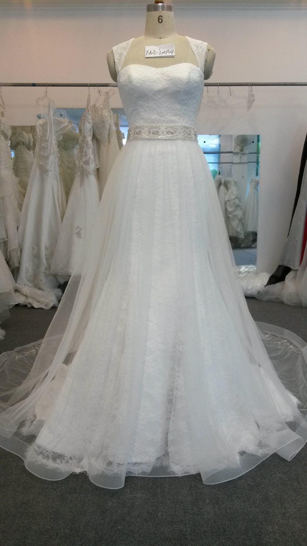 Plus size wedding gown with straps darius cordell for Plus size wedding dresses with straps