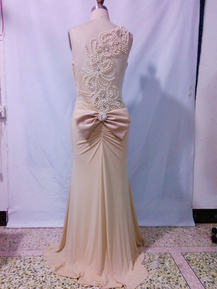 C2017ger Sheer Back Wedding Dresses Darius Cordell