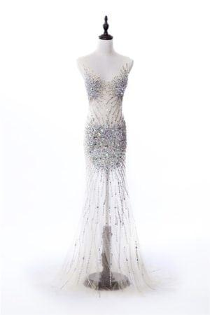 Pageant Gowns with Rhinestones by Darius Cordell