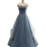 Style #Apr1018 - Strapless Chiffon Ball Gowns - Darius Cordell